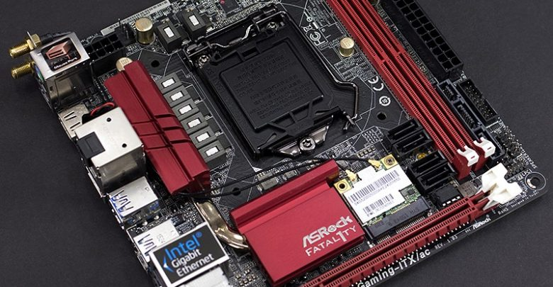 Photo of ASRock Fatal1ty Z170 Gaming-ITX/AC Motherboard Review