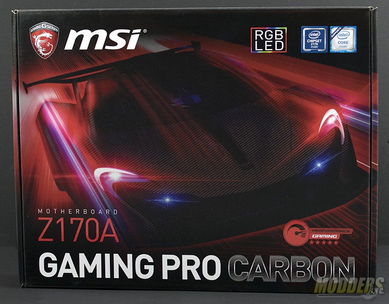 MSI Z170A Gaming Pro Carbon Motherboard Review Carbon, ddr4, Gaming, m.2, overclocking, skylake, watercooling, z170 1
