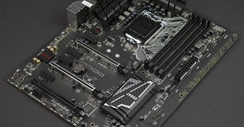 Photo of MSI Z170A Gaming Pro Carbon Motherboard Review