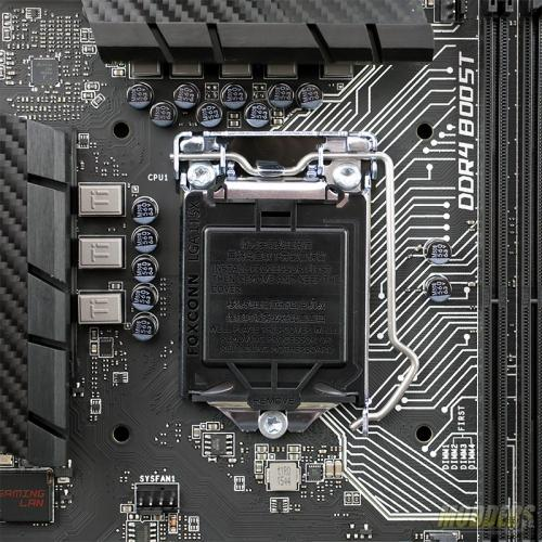 MSI Z170A Gaming Pro Carbon Motherboard Review Carbon, ddr4, Gaming, m.2, overclocking, skylake, watercooling, z170 3