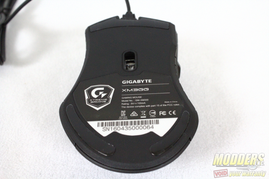 GIGABYTE XM300 GAMING MOUSE REVIEW: One Size Fits Many — Page 2 of 4