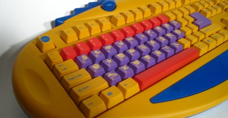 Photo of Little Tikes kidBoard Keyboard: An Industry Standard