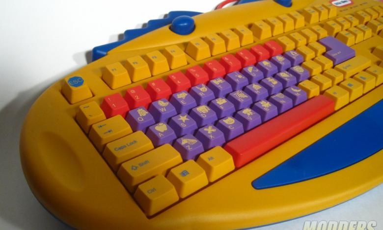 Photo of Little Tikes kidBoard Keyboard: An Industry Standard