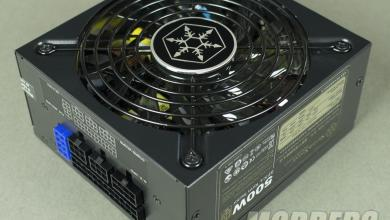 Photo of Silverstone SX500-LG PSU Overview and Pin Out Guide