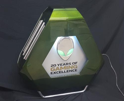 Alienware DIY Case Mod-Off Contest Voting Begins alienware, Ancient Aliens, Area 51, Build Log, Mod Off, modders-inc 6