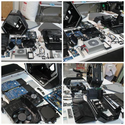 Alienware DIY Case Mod-Off Contest Voting Begins alienware, Ancient Aliens, Area 51, Build Log, Mod Off, modders-inc 5
