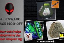 Alienware DIY Case Mod-Off Contest Voting Begins alienware, Ancient Aliens, Area 51, Build Log, Mod Off, modders-inc 14