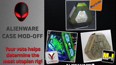 Photo of Alienware DIY Case Mod-Off Contest Voting Begins