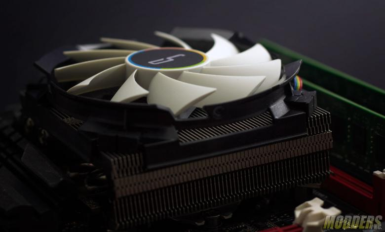 Photo of CRYORIG C7 CPU Cooler Review: On the Topic of Clearance
