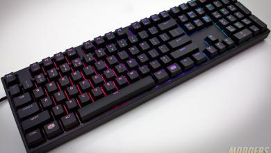 Cooler Master MasterKeys Pro L Keyboard