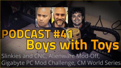 Photo of Podcast #41 – Boys with Toys