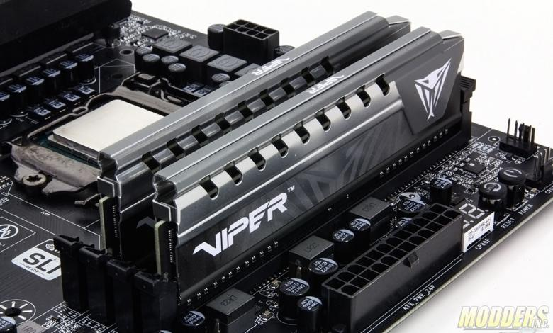 Photo of Patriot Viper Elite 3200MHz CL16 PVE48G320C6KGY 2x8GB DDR4 Review: Overclocking for All