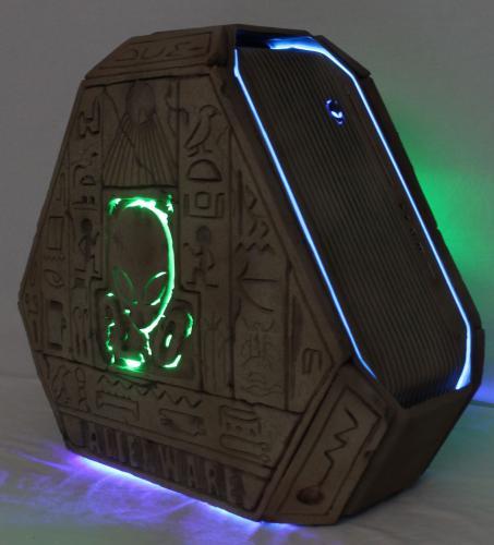 Alienware DIY Case Mod-Off Contest Voting Begins alienware, Ancient Aliens, Area 51, Build Log, Mod Off, modders-inc 3
