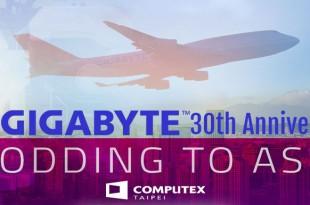 Gigabyte 30th Anniversary