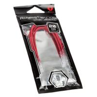 BitFenix Expands Alchemy Cable 2.0 Series Further with Individual Wires, Connectors and Combs alchemy, Bitfenix, Cables, pin-out, sleeved 10