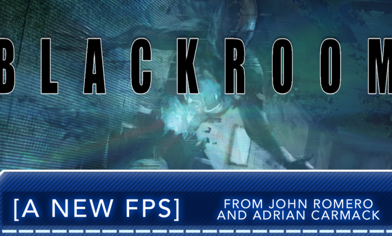 Photo of BLACKROOM: A new game from id Software co-founders