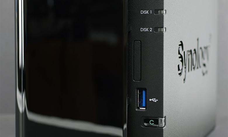 Photo of Synology DiskStation DS216+ NAS Review