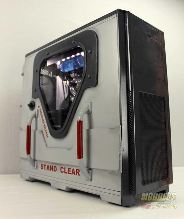 Case Mod Gallery Fallout 4 Case Mod Dewayne Carel Modders Inc 1