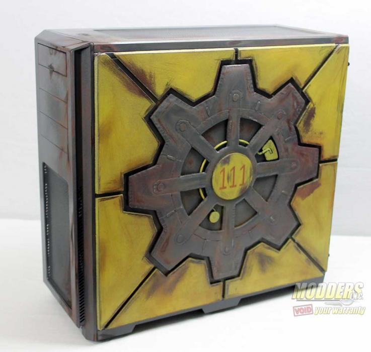 Case Mod Gallery Fallout 4 Case Mod Dewayne Carel Modders Inc 4