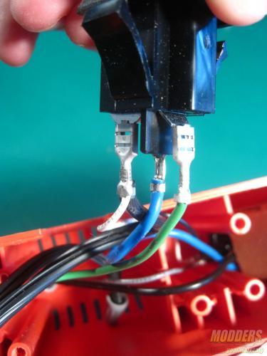 Modder's Tools: Make a Shining Soldering Iron Dollar Store, Indicator Light, led, Mod, Nightlight, Soldering Iron 10