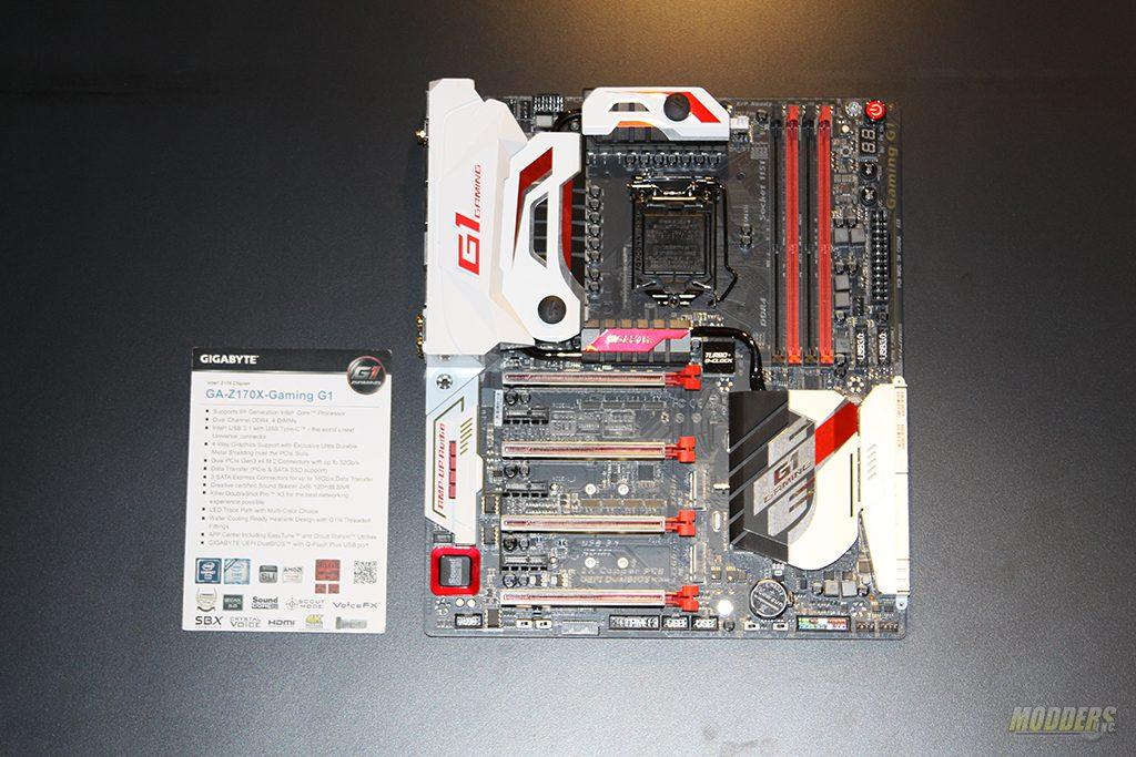 Gigabyte @ PAX East Boston 2016 Aorus x3+, Aorus x5S Limited Edition Camoflash, Aorus x7Pro, GA-990FX Gaming, GA-X170 Extreme ECC, GA-Z170X-Gaming 6, GA-Z170X-Gaming G1, Gigabyte p35x, Gigabyte p43, Gigabyte p57w (consumer gaming line) 1