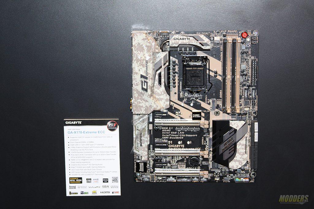 Gigabyte @ PAX East Boston 2016 Aorus x3+, Aorus x5S Limited Edition Camoflash, Aorus x7Pro, GA-990FX Gaming, GA-X170 Extreme ECC, GA-Z170X-Gaming 6, GA-Z170X-Gaming G1, Gigabyte p35x, Gigabyte p43, Gigabyte p57w (consumer gaming line) 3