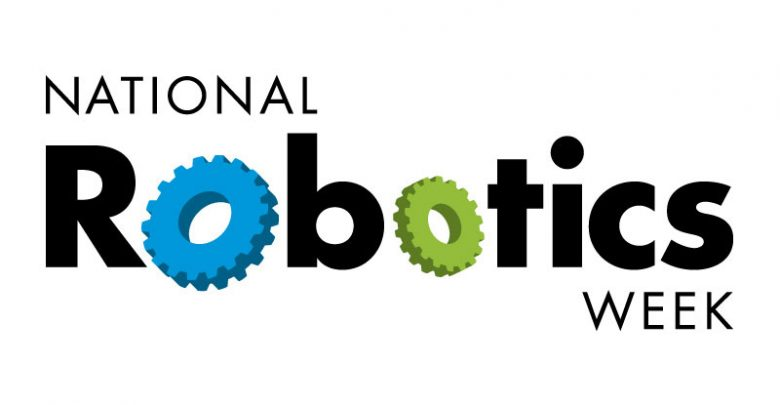 Photo of Celebrate US National Robotics Week 2016 from April 2-10