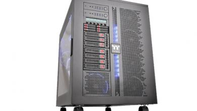 Thermaltake W200 Series Super-Tower Chassis Now Available tt lcs