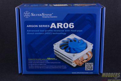 Silverstone Argon AR06
