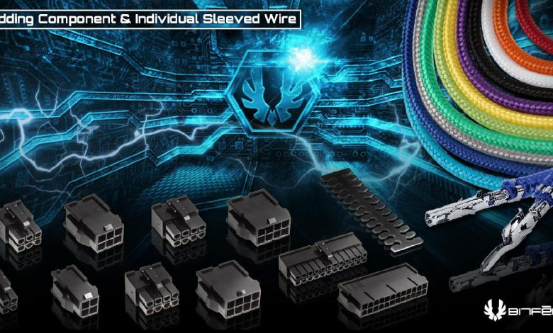 Photo of BitFenix Expands Alchemy Cable 2.0 Series Further with Individual Wires, Connectors and Combs