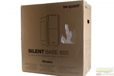 be quiet! Silent Base 600