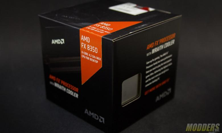 Photo of AMD FX 8350 and FX 6350 CPUs Now Bundled with Wraith Cooler