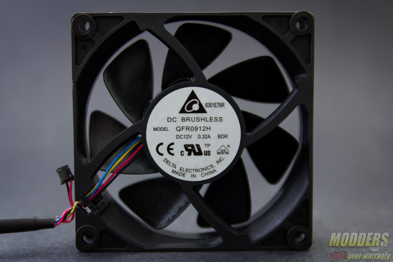 AMD Wraith Cooler Fan