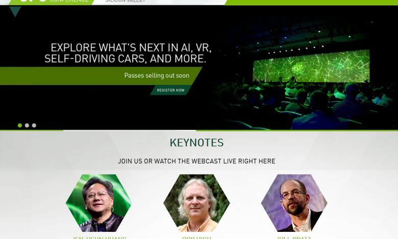Photo of What to Expect from NVIDIA's GTC 2016 April 4-7, 2016