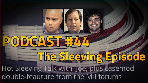 Photo of Podcast #44 – The Sleeving Episode