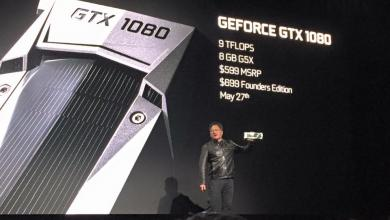 Photo of NVIDIA Announces GTX 1080 for $599 and GTX 1070 for $379, Faster than SLI 980's