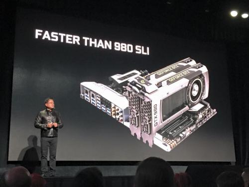 NVIDIA Announces GTX 1080 for $599 and GTX 1070 for $379, Faster than SLI 980's dreamhack, gtx 1080, Nvidia, pascal 3