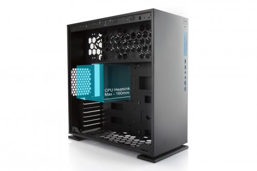 In Win Announces New 303 Chassis Line 303, Case, In Win, Mid Tower, tempered glass 10