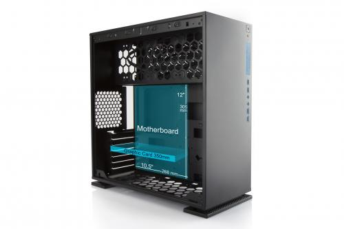 In Win Announces New 303 Chassis Line 303, Case, In Win, Mid Tower, tempered glass 11
