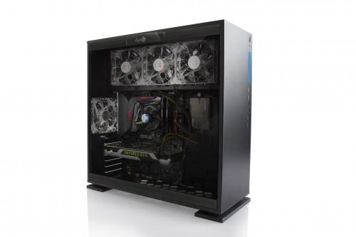 In Win Announces New 303 Chassis Line 303, Case, In Win, Mid Tower, tempered glass 12