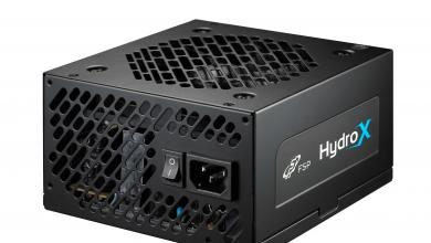 Photo of FSP Announces 80PLUS Gold Certified Hydro X Power Supply Series