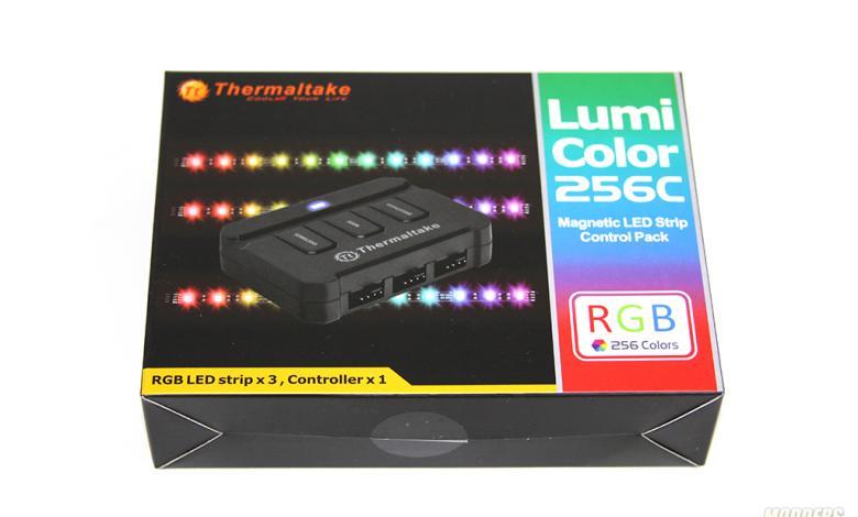 Photo of Thermaltake Lumi Color 256c LED Strip Review