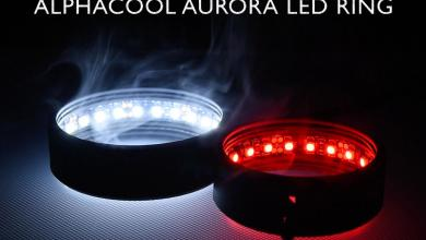 Photo of Alphacool Introduces Aurora LED Ring