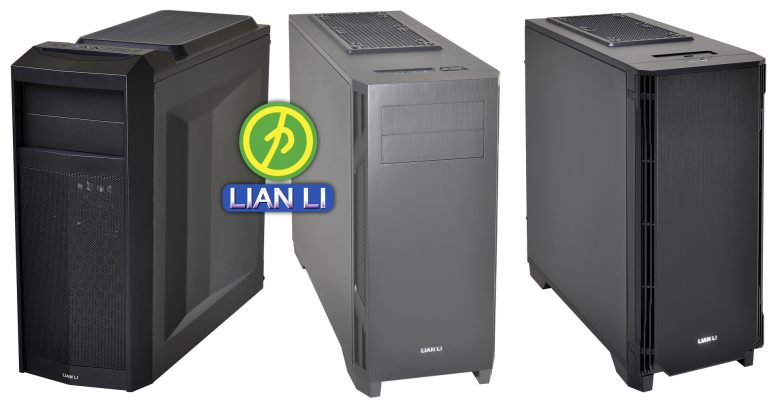 Photo of Lian Li Launches Value-Oriented Ebonsteel Series Case Line