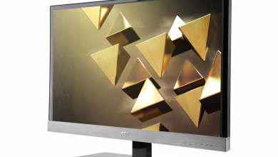 AOC Will Bring New Quantum Dot Monitors to North America aoc, display, quantum dot 1