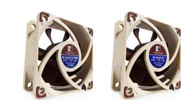 Photo of Noctua Expands 5V Fan Line-up with NF-A6x25 5V and 5V PWM Models