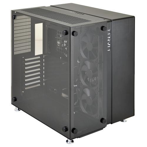 Lian Li Announces PC-09 Dual-chamber Chassis aluminum, Chassis, enclosure, Lian Li, pc-09 8