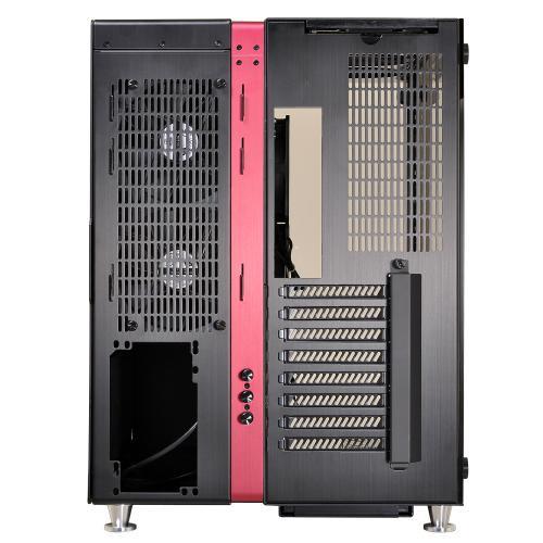 Lian Li Announces PC-09 Dual-chamber Chassis aluminum, Chassis, enclosure, Lian Li, pc-09 2