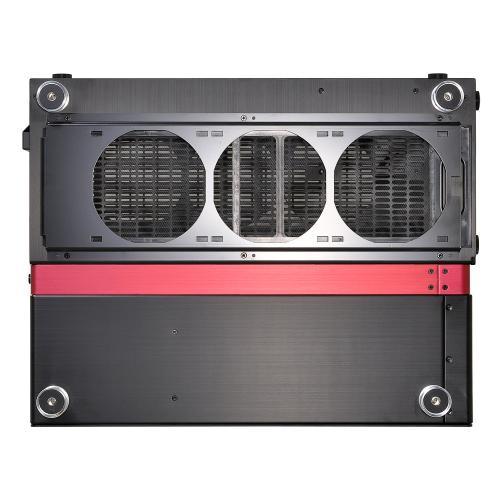 Lian Li Announces PC-09 Dual-chamber Chassis aluminum, Chassis, enclosure, Lian Li, pc-09 3