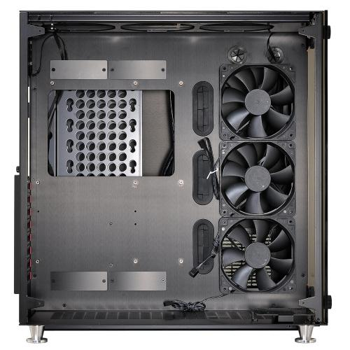 Lian Li Announces PC-09 Dual-chamber Chassis aluminum, Chassis, enclosure, Lian Li, pc-09 4
